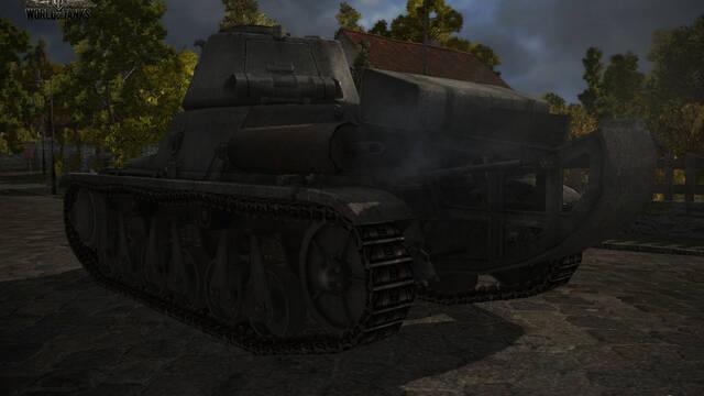 World of Tanks ya está en algunos mercados europeos