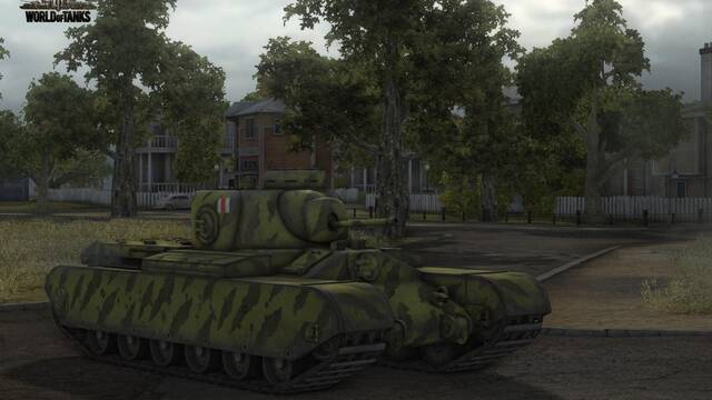 Desvelada la actualización 8.4 de World of Tanks