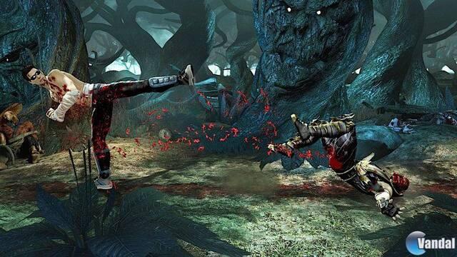Nuevas imágenes de Mortal Kombat