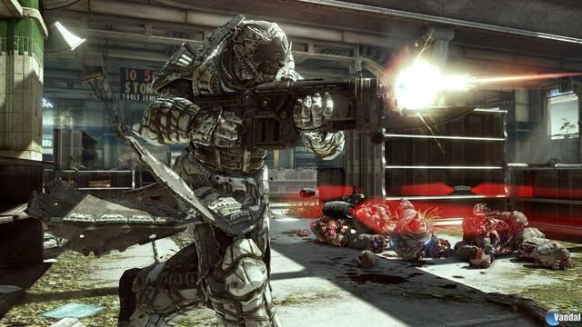Nuevas imágenes del multijugador de Gears of War 3