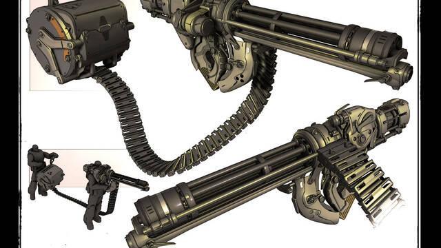 Nuevas imágenes de Gears of War 3