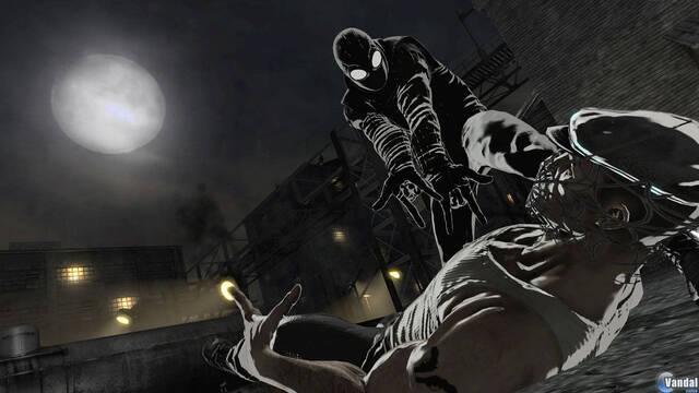 Nuevas im�genes de Spider-Man: Shattered Dimensions
