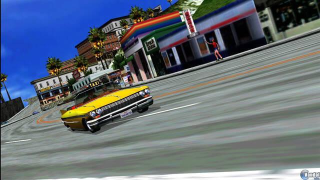 E3: Primeras im�genes de Sonic Adventure y Crazy Taxi en XBLA y PSN