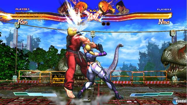 Nuevos vídeos e imágenes de Street Fighter X Tekken