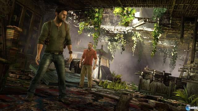 Nuevas im�genes de Uncharted 3: Drake's Deception