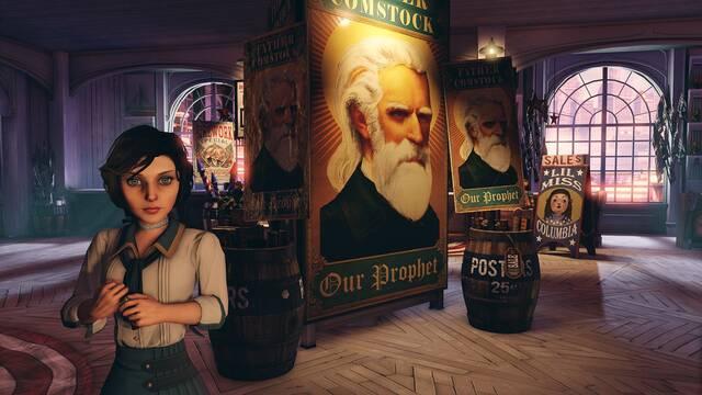 BioShock Infinite se deja ver en nuevas imágenes