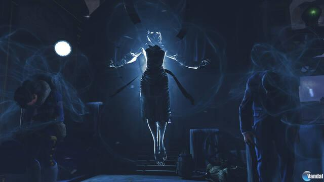 Siren, de Bioshock Infinite, se presenta en una ilustración