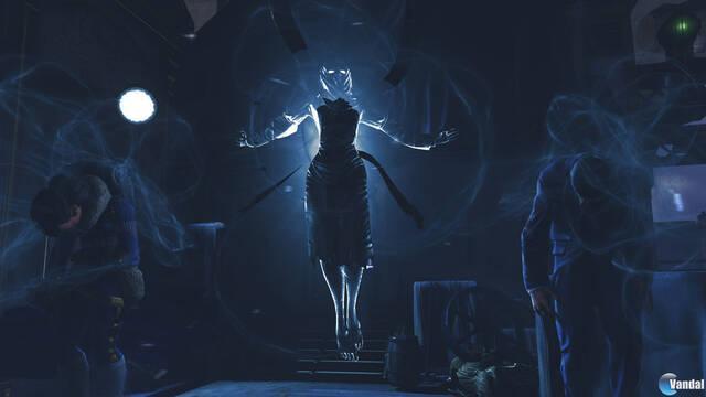 Siren, de Bioshock Infinite, se presenta en una ilustraci�n