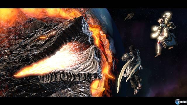 La ira de Asura vuelve a desatarse en los nuevos materiales gráficos de Asura's Wrath