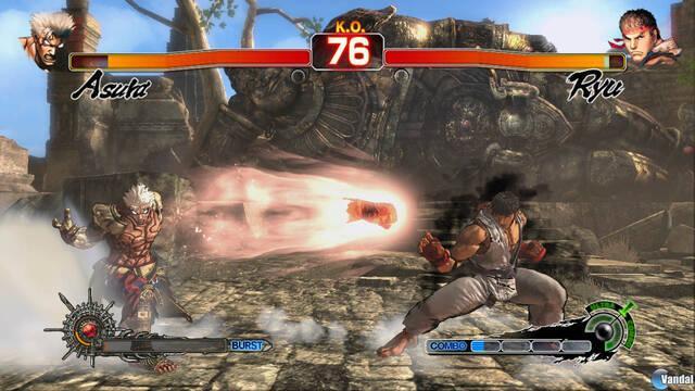 Ryu de Street Fighter será un personaje invitado en Asura's Wrath