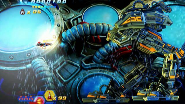 Anunciado Sturmwind, un nuevo matamarcianos para Dreamcast