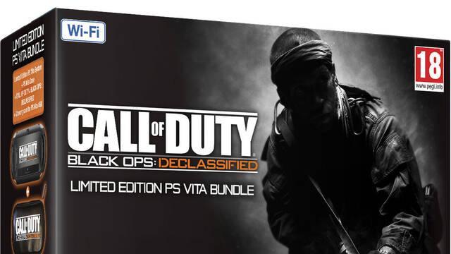 Primeras imágenes del pack de PSVita y COD Black Ops: Declassified