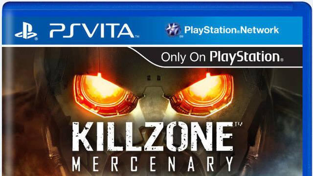 Revelada la portada norteamericana de Killzone Mercenary