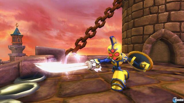 Nuevas imágenes de Skylanders: Spyro's Adventure