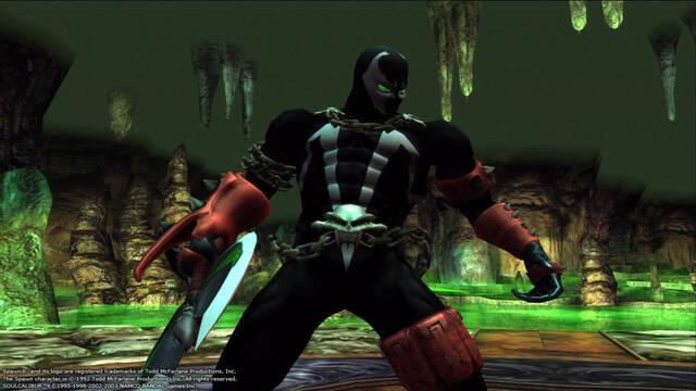 Más imágenes de Soul Calibur II HD Online