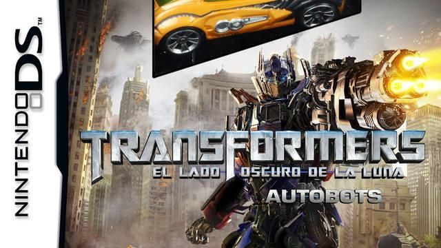 Activision lanza dos packs dobles de Transformers para DS y Wii