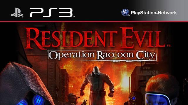 Resident Evil: Operation Raccoon City llegará a Europa el 23 de marzo
