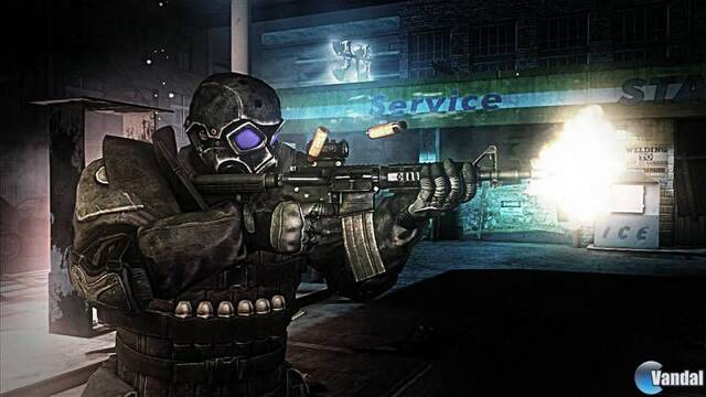 Primeras imágenes de Resident Evil: Operation Raccoon City