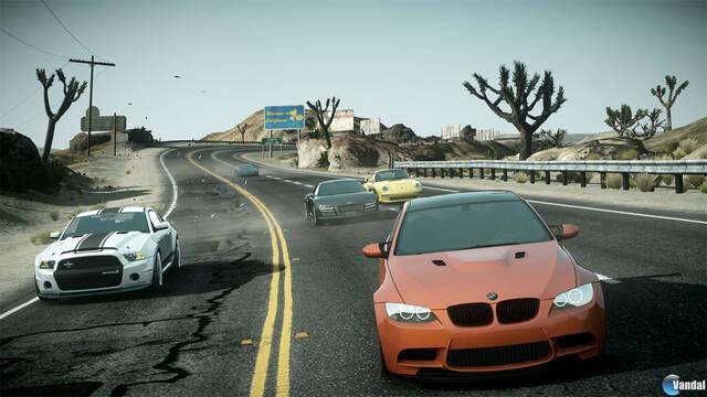 Nuevo v�deo e im�genes de Need for Speed: The Run