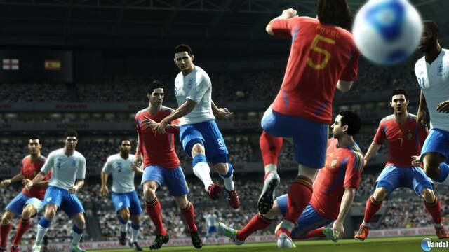Nuevas imágenes e información de Pro Evolution Soccer 2012