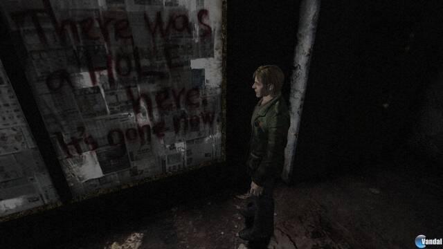 Primeras imágenes de Silent Hill HD Collection