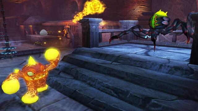 Primeras imágenes de Skylanders: Spyro's Adventure
