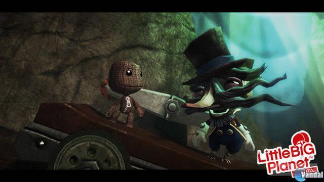 Nuevas imágenes y posible fecha LittleBigPlanet Vita