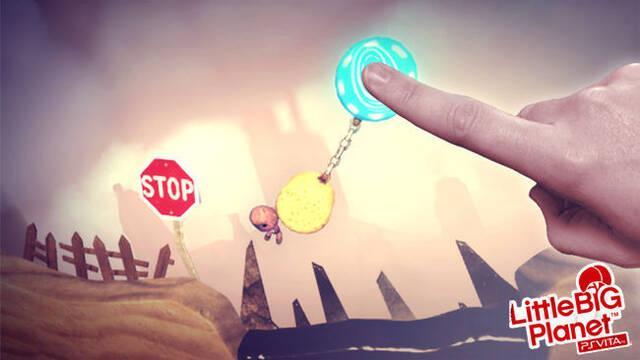 Nuevas imágenes y vídeos de LittleBigPlanet Vita