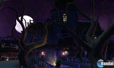 Nuevas im�genes de Luigi's Mansion 2