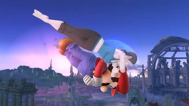 Super Smash Bros. se vuelve a mostrar con más imágenes