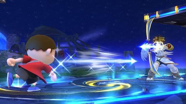 Nintendo continúa mostrando imágenes de Super Smash Bros.