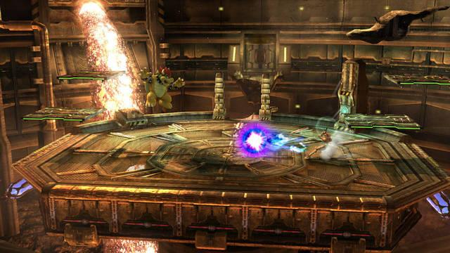 Habr� un escenario de Metroid: Other M en Super Smash Bros.