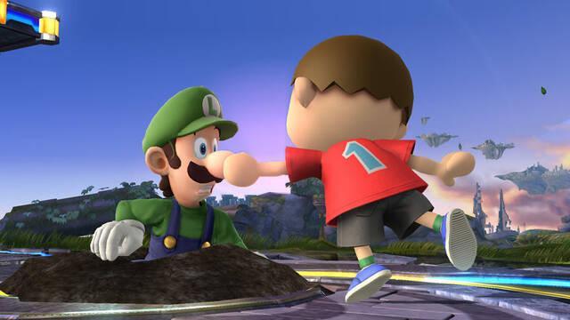 Dos nuevas imágenes de Super Smash Bros.