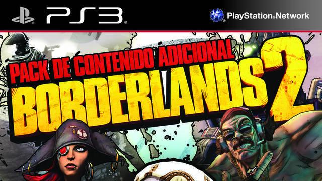 Anunciado el Pack de Contenido Adicional para Borderlands 2