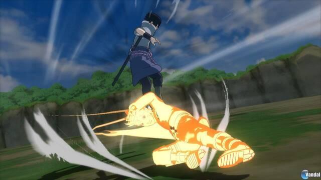 Nuevas imágenes de Naruto Shippuden: Ultimate Ninja Storm Generations