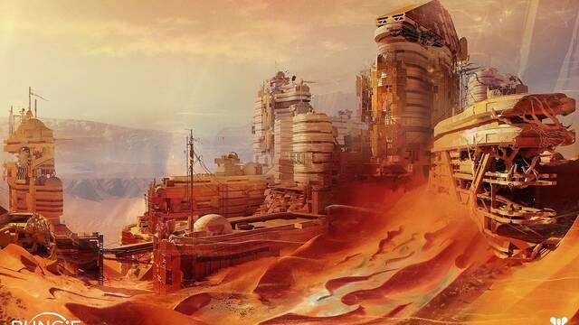 Bungie revela m�s ilustraciones de Destiny