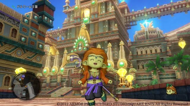 Dragon Quest X cerrará sus servidores en Wii