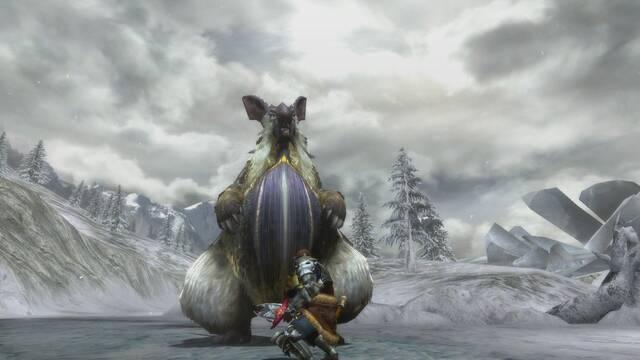 Prepara la caza del Lagombi en las nuevas imágenes de Monster Hunter 3 Ultimate