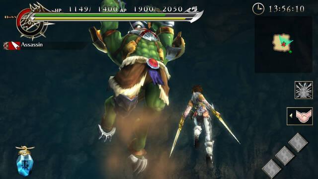 Ragnarok Odyssey se sigue mostrando en PSVita
