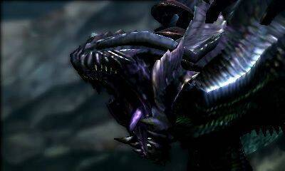 Nuevas im�genes de Monster Hunter 4