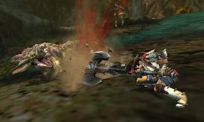Una nueva arma se muestra en Monster Hunter 4