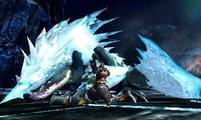 Zaboazagill y Kushala Daora son las próximas presas en las nuevas imágenes de Monster Hunter 4