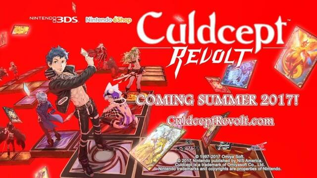 NIS America publicará Culdcept Revolt en Occidente