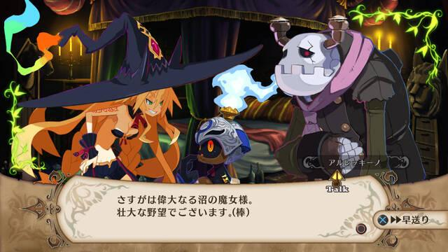 The Witch and the Hundred Knight llegar� tanto a Europa como a Am�rica