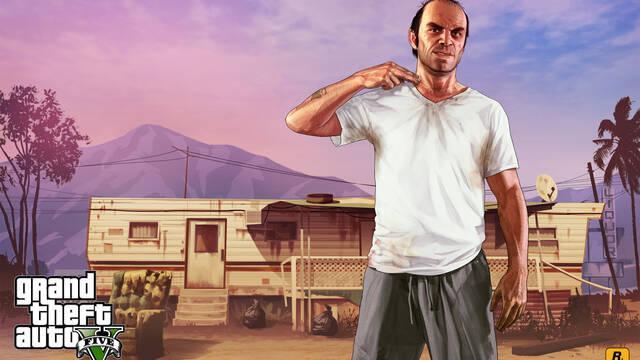 Grand Theft Auto V ya está terminado