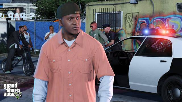 Grand Theft Auto V nos ofrece más imágenes