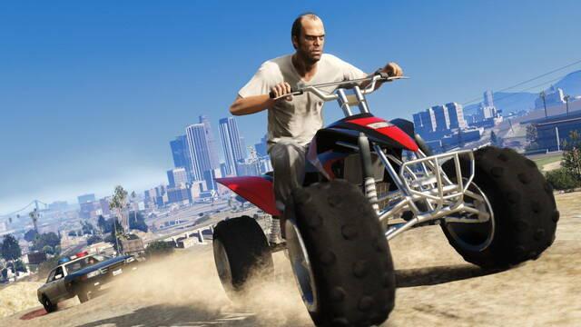 Tres nuevas im�genes de Grand Theft Auto V