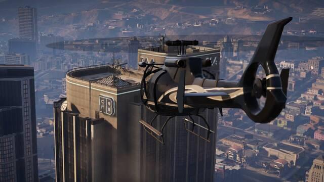 Grand Theft Auto V se muestra en dos nuevas imágenes