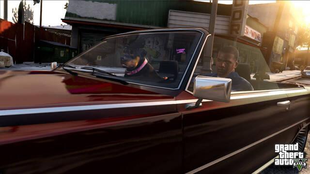 Grand Theft Auto V se muestra en nuevas imágenes