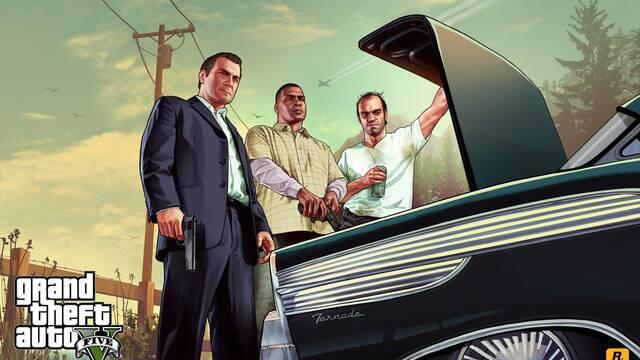 Nueva ilustración de Grand Theft Auto V